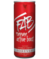 FAB Forever Active Boost Natural Energy Drink